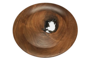Walnut Platter - Raymond Tisone Woodworking