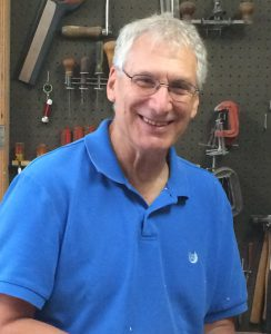 Raymond Tisone Studio Portrait - Fine Artisan Wooden Gifts & Furniture